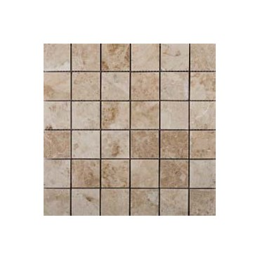 Light Cappuccino Marble Mosaic