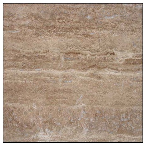 Noche Travertine Vein Cut Polished